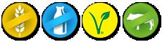 glucose lactose vegan vegetarisch